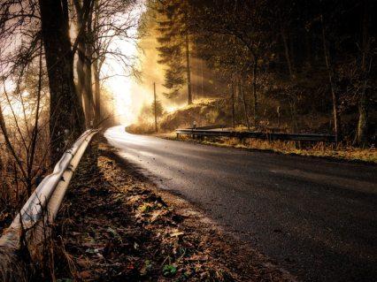 Mountain road sunset.jpeg